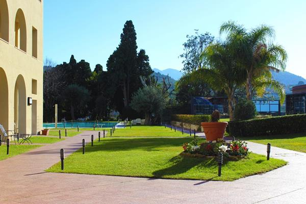 Parco Augusto - Hotel - 0