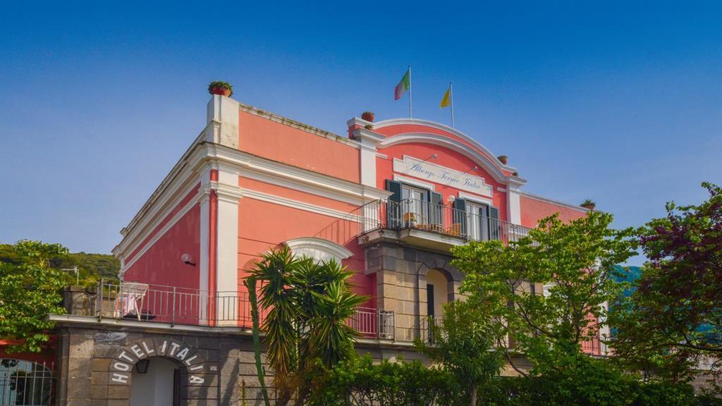 Albergo Terme Italia - Hotel - 0